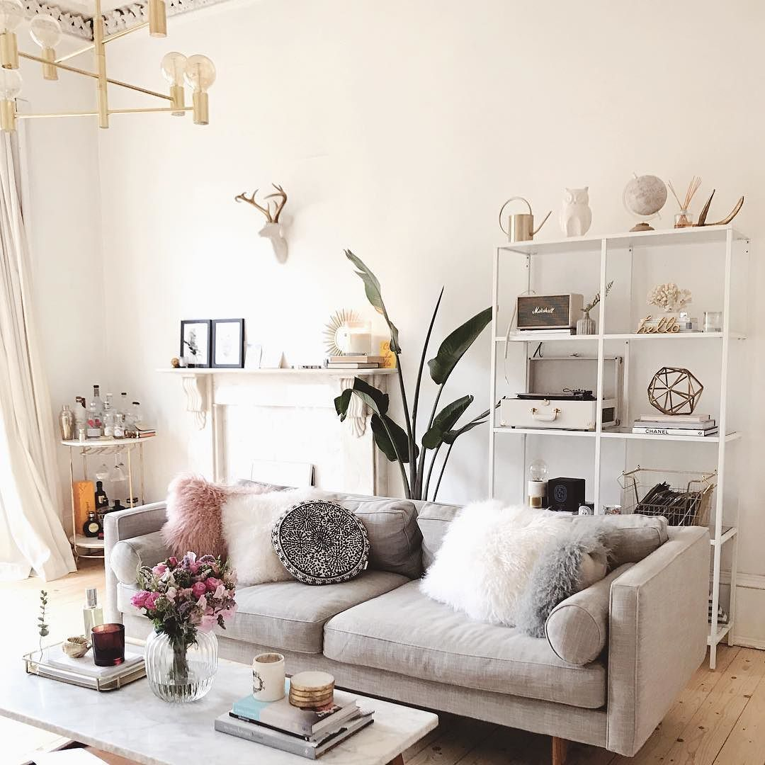 54 Comfortable And Cozy Living Room Designs: Here's Where You'll Find Me Today