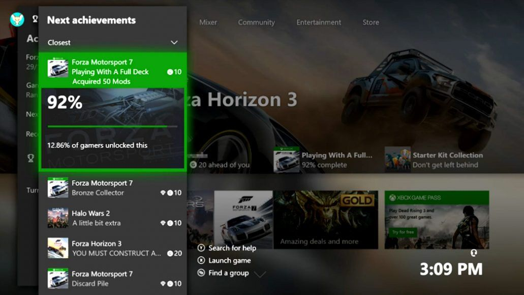 Xbox One Begins Testing Mini Game Hubs Do Not Disturb Mode With Images Xbox One Xbox One Video Games Xbox