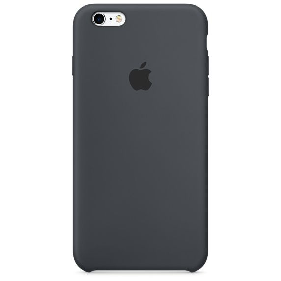 iPhone 6s Silicone Case - Charcoal Gray - Apple  0c76aabfebf