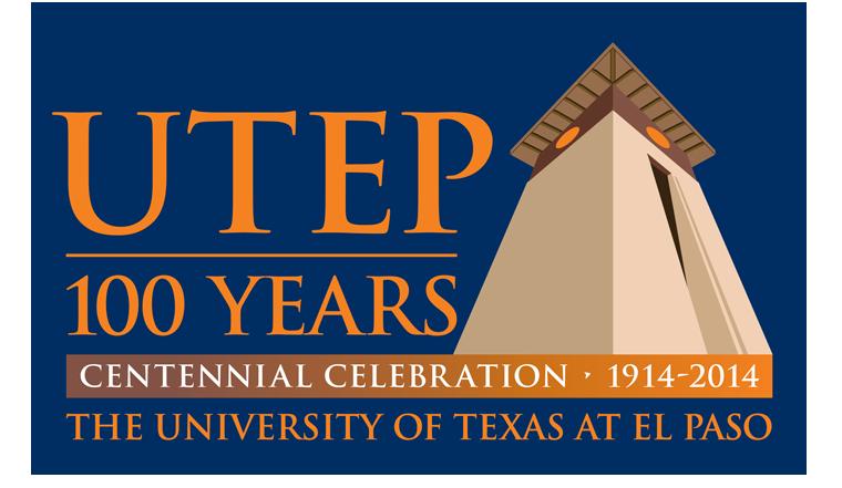 Utep 100 Years College Pride Centennial University
