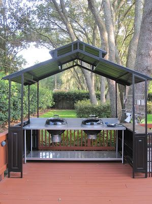 2 Grill Hut For The Garden Pinterest Grill Hut Grilling And