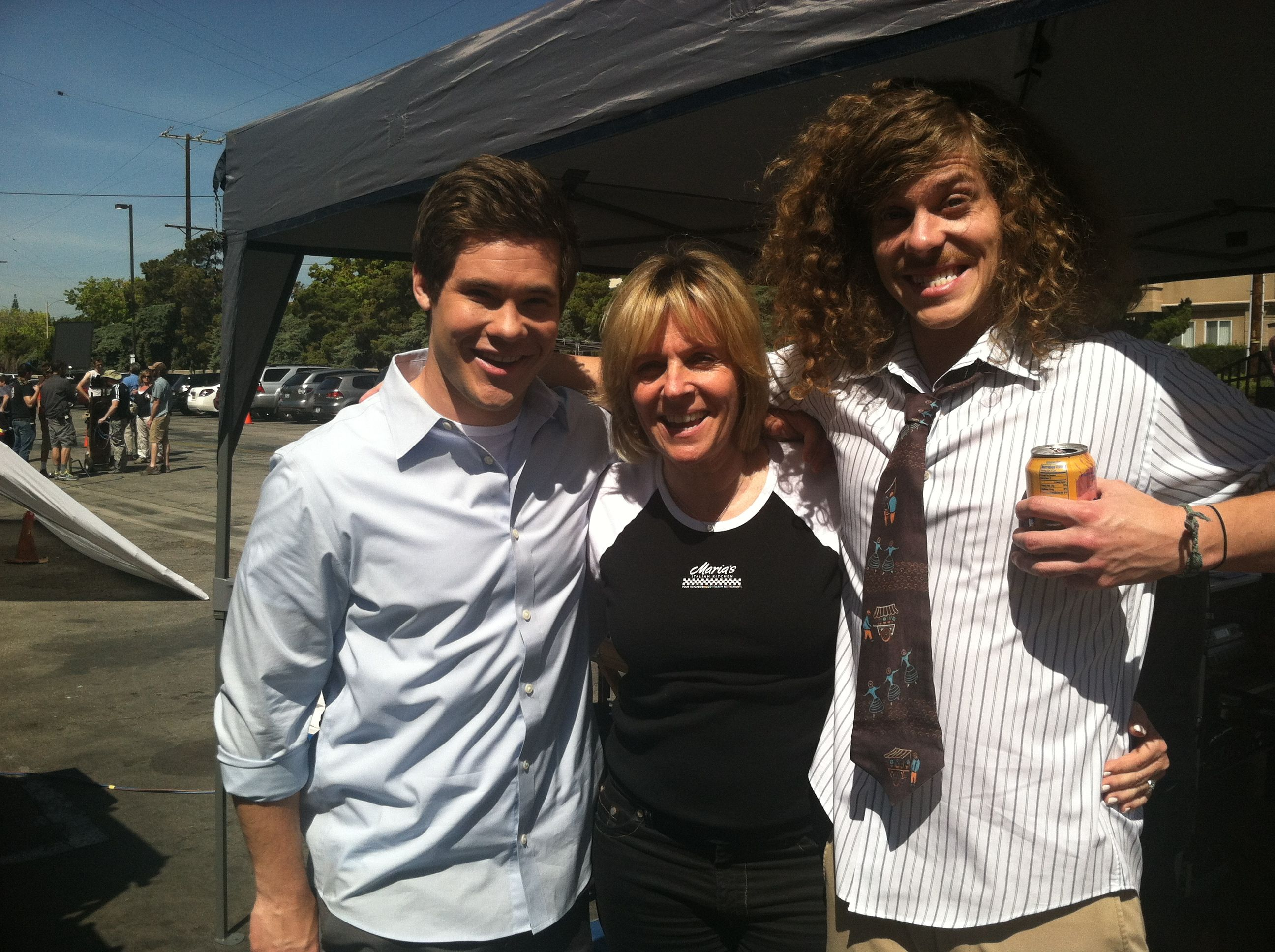 cast from edy central s workaholics adam devine our maddy