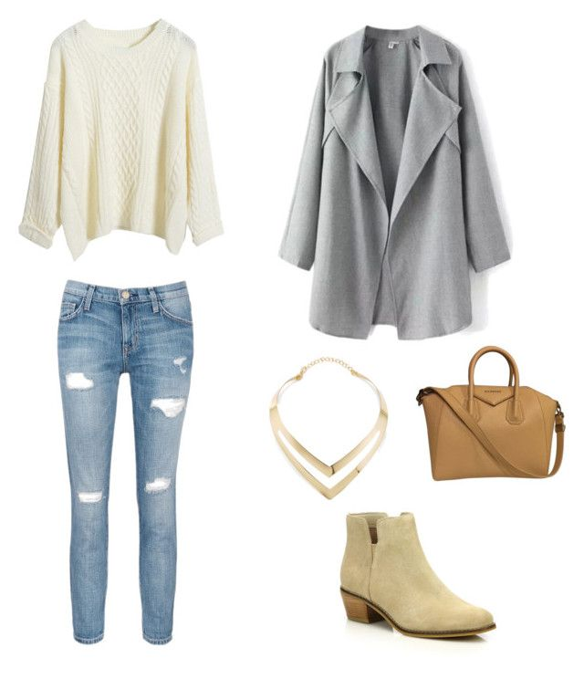 """Spring"" by nataliejoneshk on Polyvore featuring Current/Elliott, Cole Haan and Givenchy"