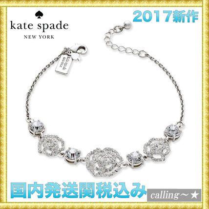 セレブ愛用者多数☆Michael Kors☆ Crystal Slider Bracelet