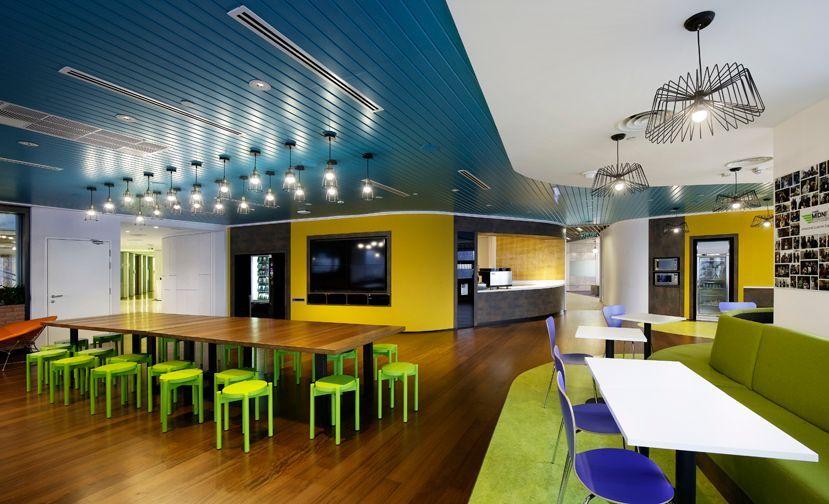 Maxis Corporate Hq In Kuala Lumpur Malaysia Steven Leach Group Developed A Comprehensive Design Solution That Provi Interior Design Design Solutions Design,Game Design Document Example Pdf