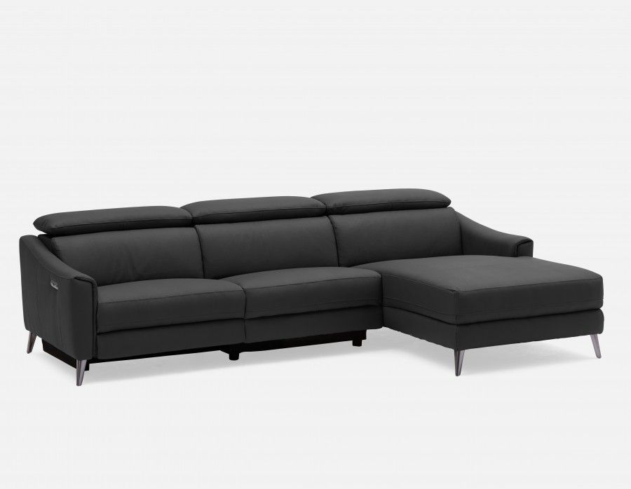 Awesome Lamont Right Facing Reclining Sectional Sofa Sectional Squirreltailoven Fun Painted Chair Ideas Images Squirreltailovenorg