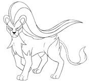 Coloring Pages Pokemon Female Forms With Images Pokemon