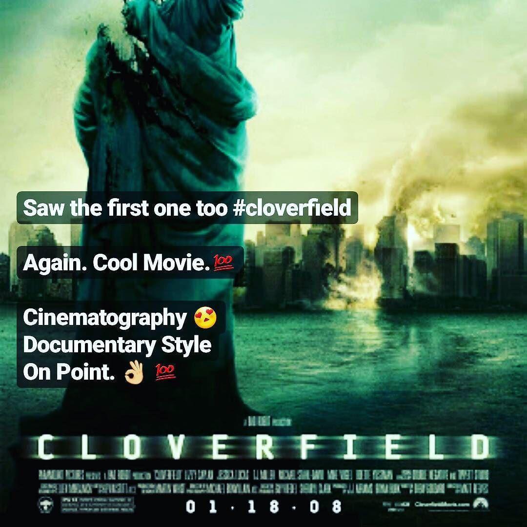 Cool Movie Cloverfield Movietime Movies Movie Movienight Moviegram Movieday Rottentomatoes Imdb Moviegeek About Time Movie Movie Goers Movie Night