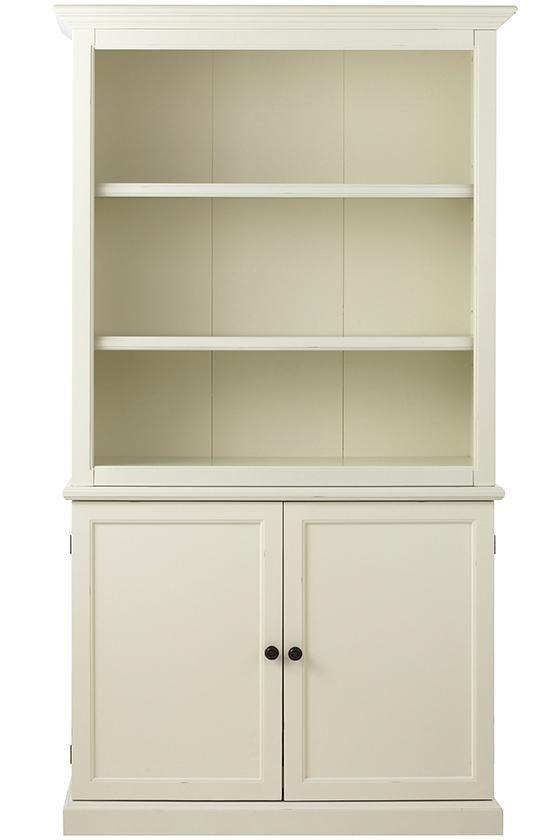 Ingrid Bookcase With Doors