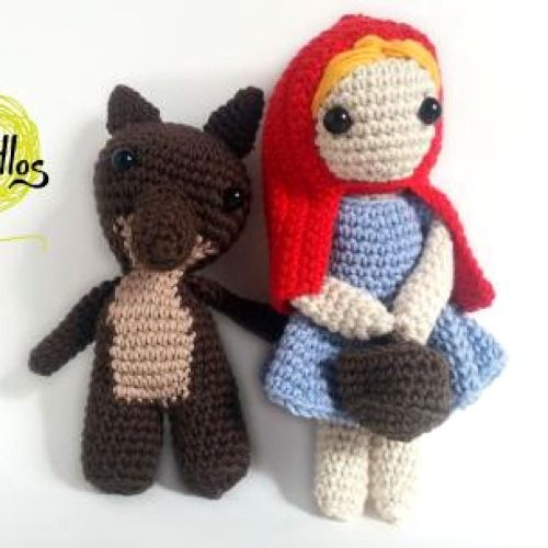 Caperucita Roja! | Manualidades Gratis | Bebé | Pinterest ...