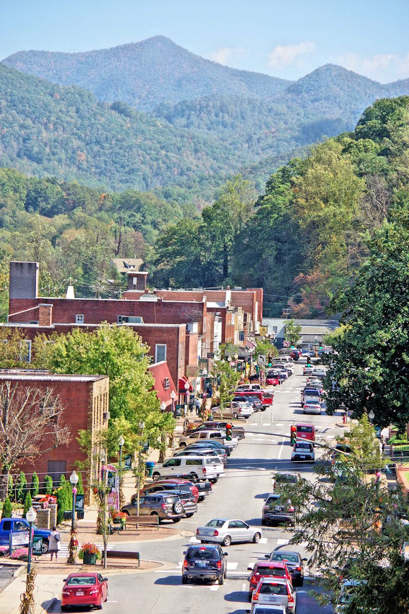Sylva Nc Mountain Small Town Near Asheville Film