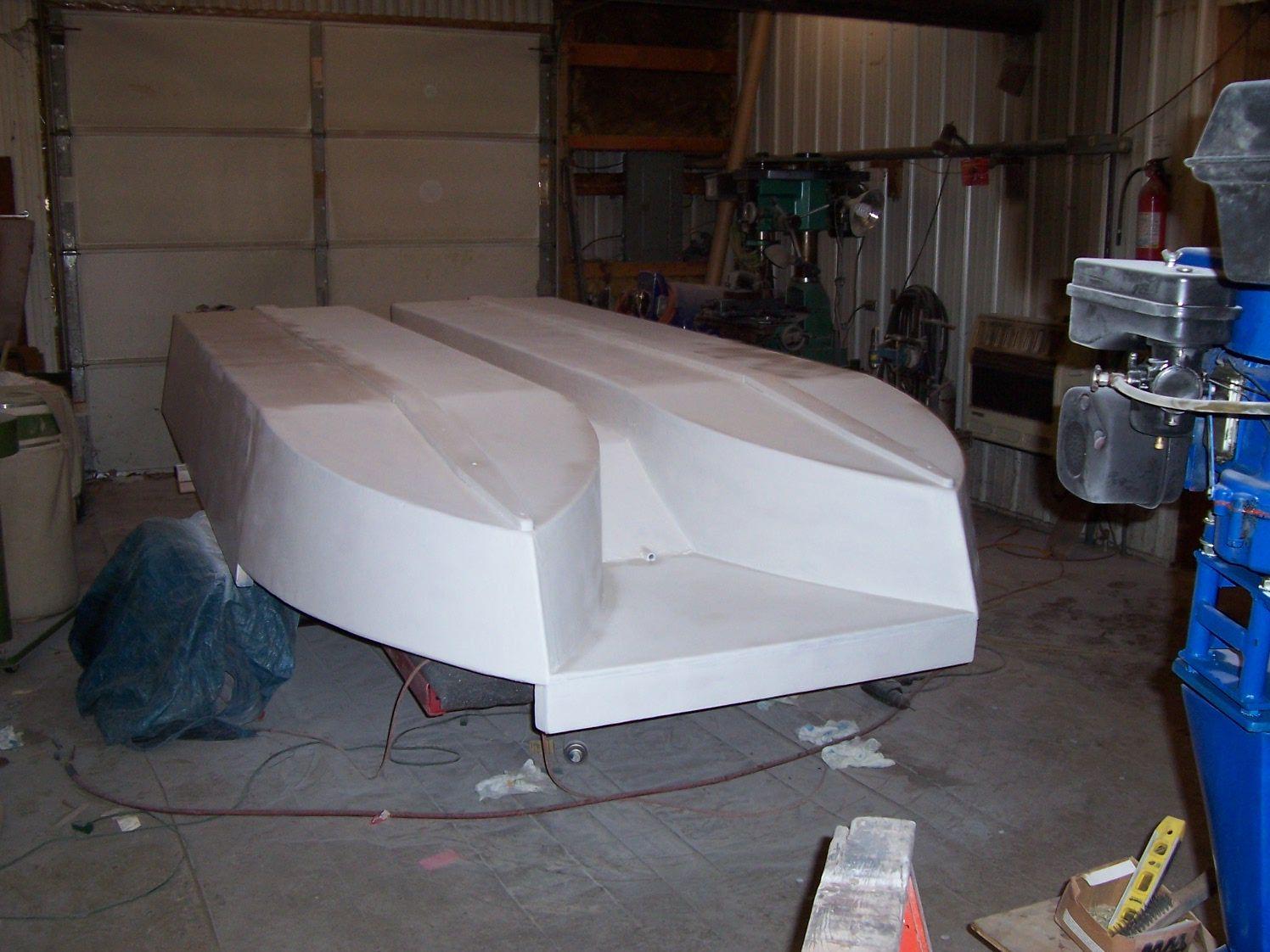 Foam duck boat related keywords foam duck boat long tail for Styrofoam house construction