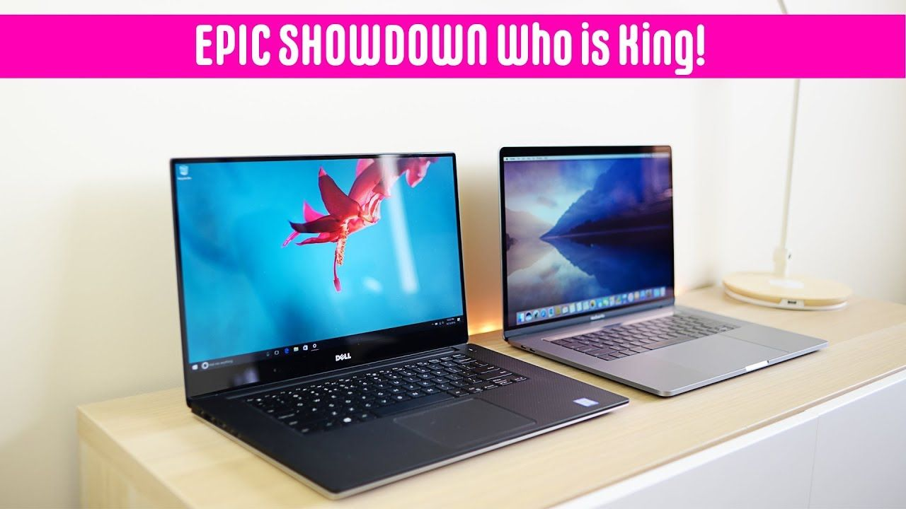 Macbook Pro 2018 Vs Xps 15 9570 Review Which Is The Best 15 Laptop In Macbook Pro 15 Macbook Pro Macbook