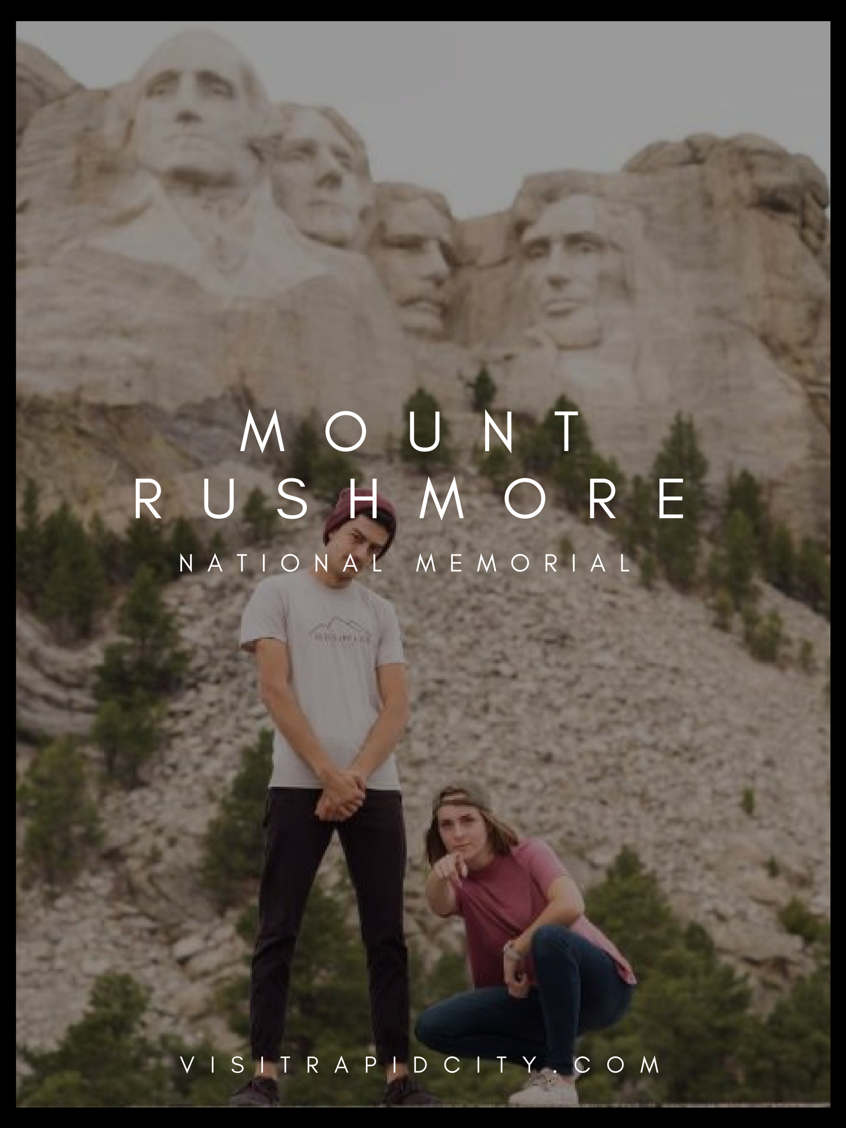 See The Four Famous Faces Of Mount Rushmore When You Visit