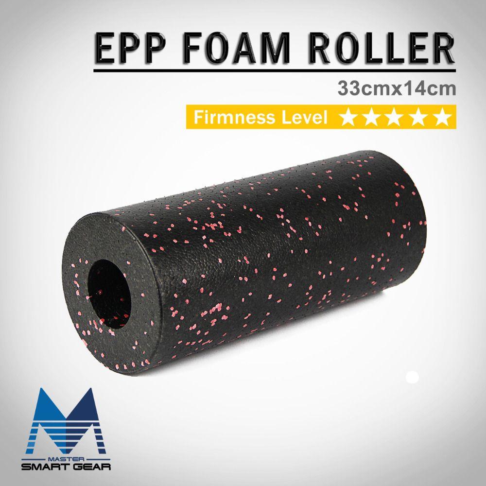 Rullo di Schiuma EPP Cava per la Terapia Fisica e di Esercizio per i Muscoli con Massaggio Roller