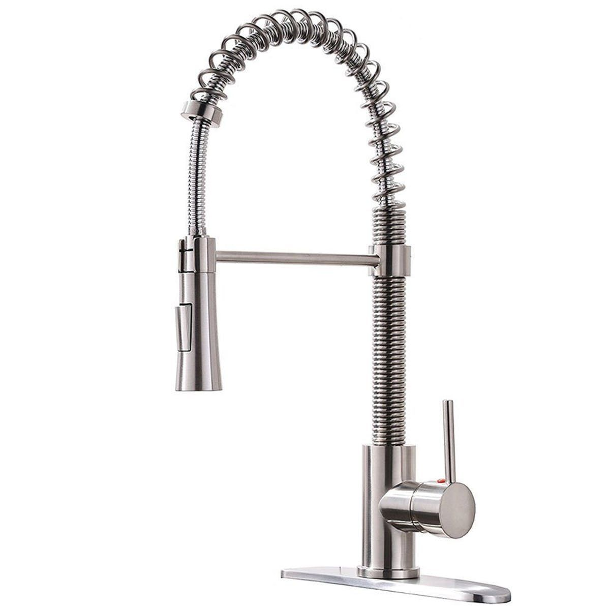 10 Budget Friendly Faucets We Love Kitchen Faucets Pull