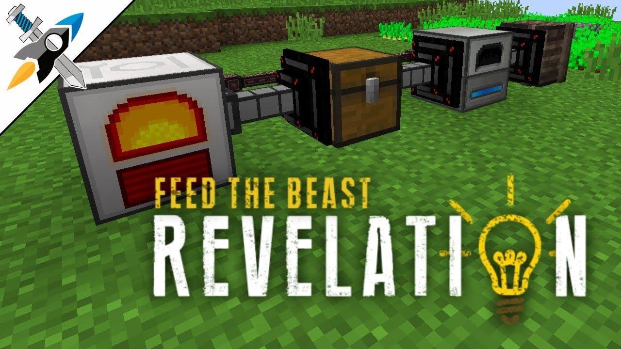 FTB Revelation - Power train (E9) | FTB Revelation | Train