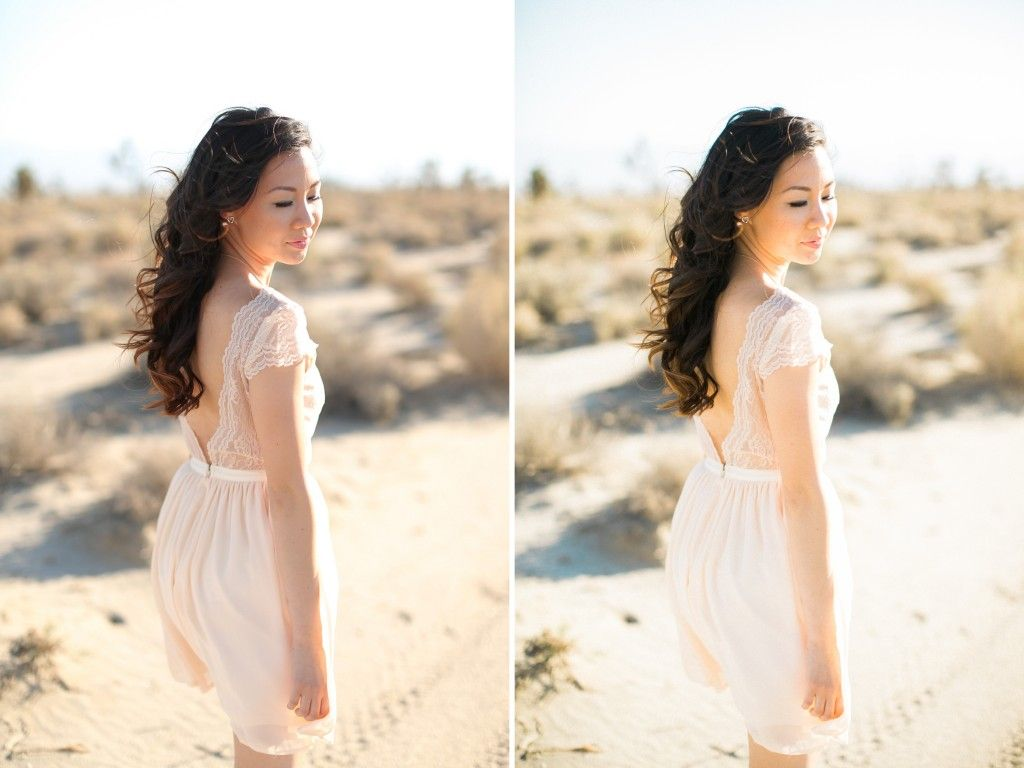 Editing Techniques with Mastin Labs Portra presets, written