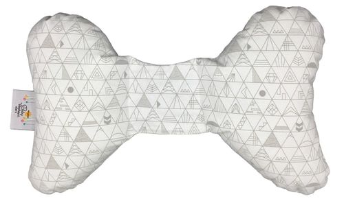 Tribal Baby Neck Pillow (With images) | Baby elephant ears