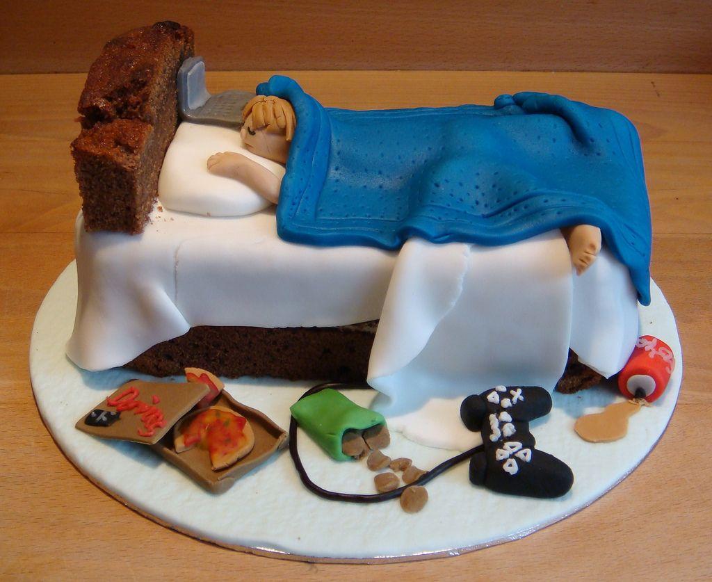 Cake Designs For Teenage Girls