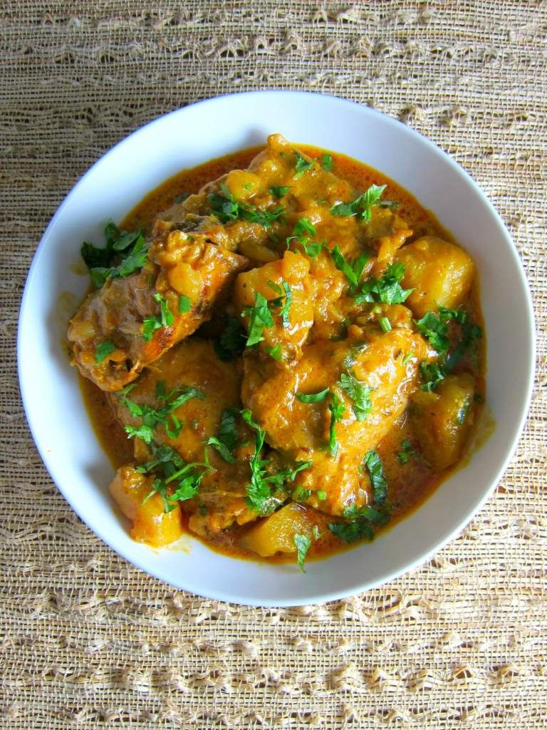 Instant Pot Chicken Curry Recipe Instant Pot Chicken