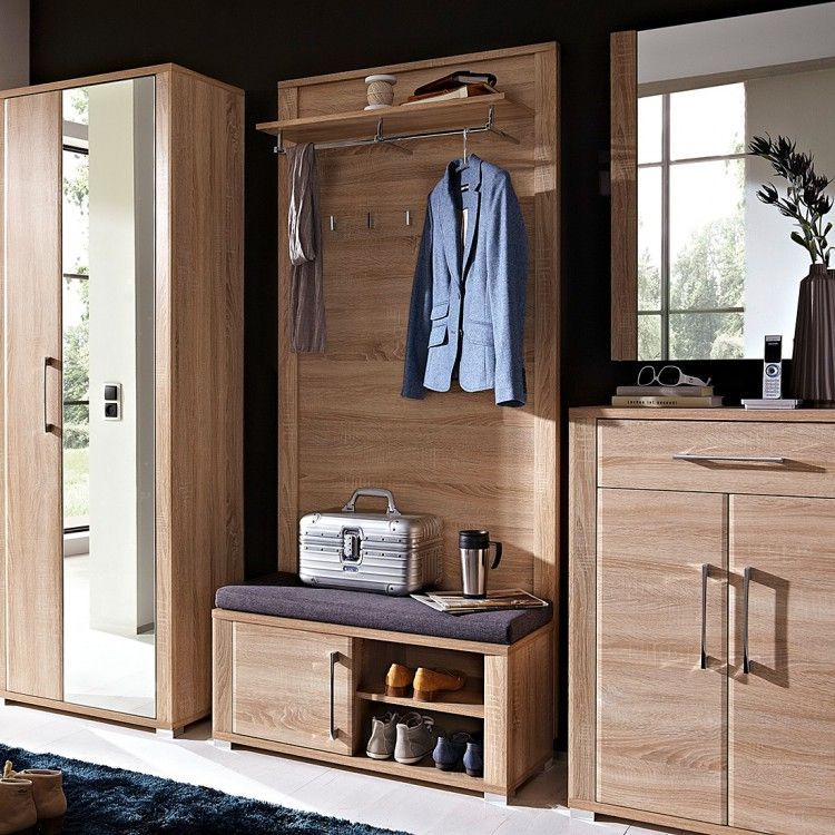 Garderobenset Silkeborg 2 Teilig Ikea Mobel Makeover