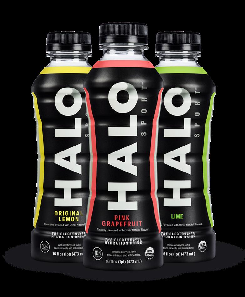 HALO Sport A Revolution in Sports Drinks Sports drink