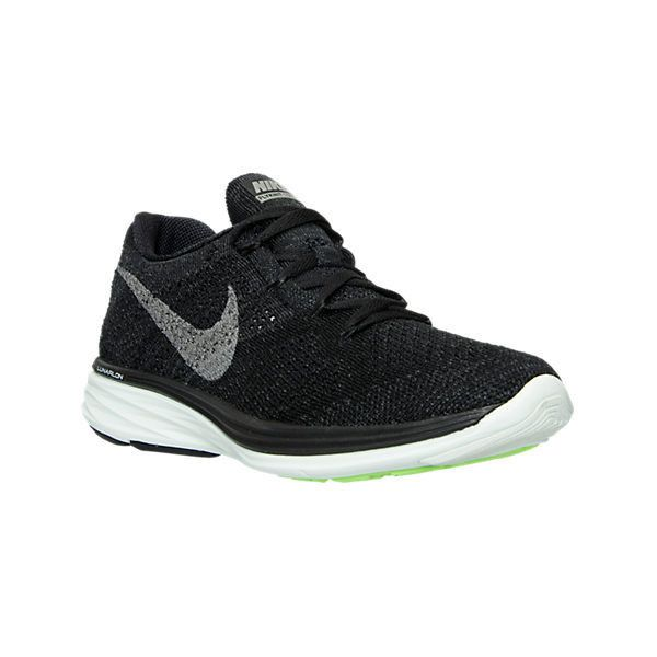 1a36ac2f3ba2 Nike Women s Flyknit Lunar 3 LB Running Shoes ( 100) ❤ liked on Polyvore  featuring shoes