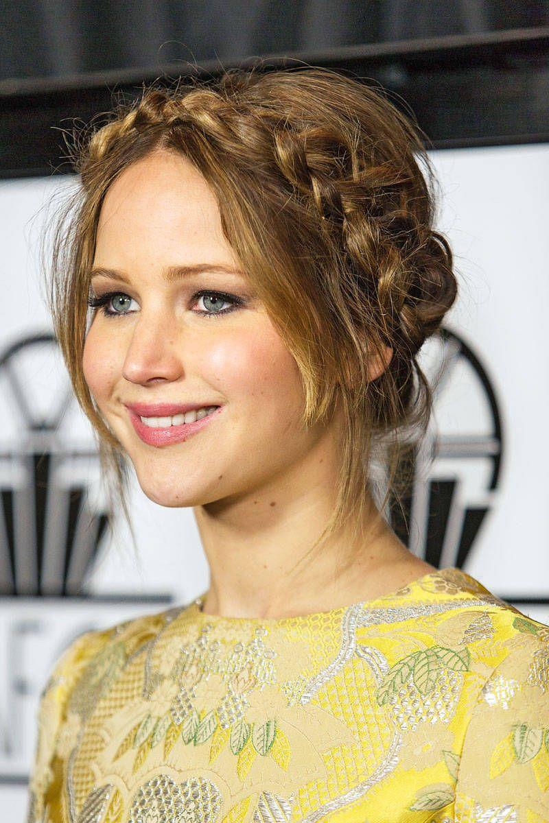 1 Girl 3 Styles Jennifer Lawrence Jennifer Lawrence Hair Hair Inspiration Festival Hair
