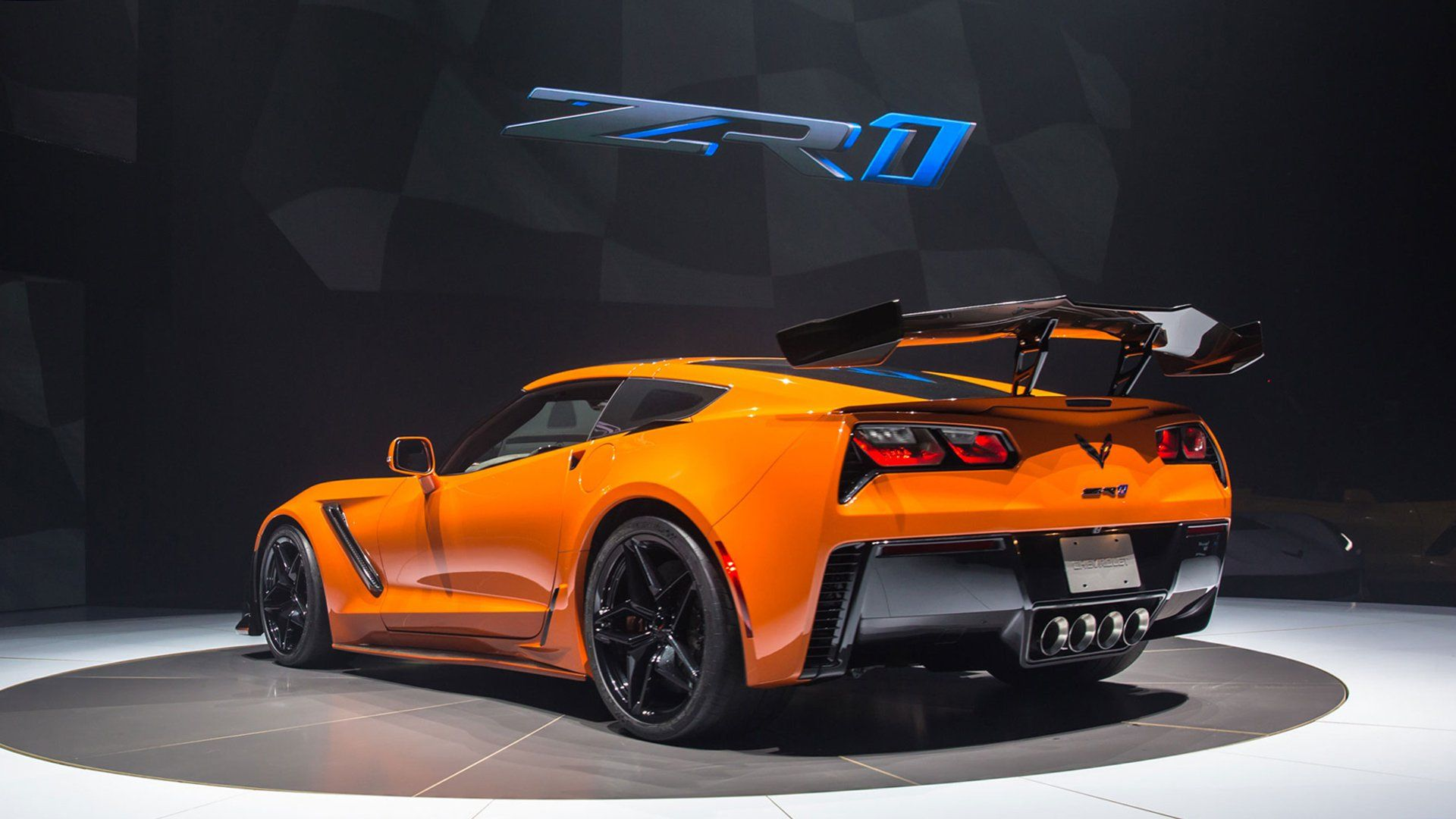 The 2019 Chevrolet Corvette ZR1 Will Try For a Sub 7 Minute