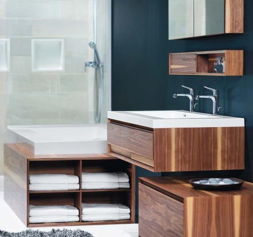 Charming New M Modular Bathroom Design Ideas By Wetstyle Pictures Gallery