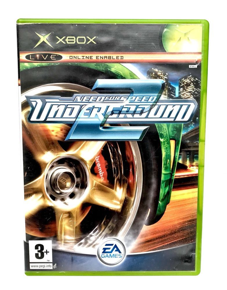 Original Xbox Car Games Indophoneboy