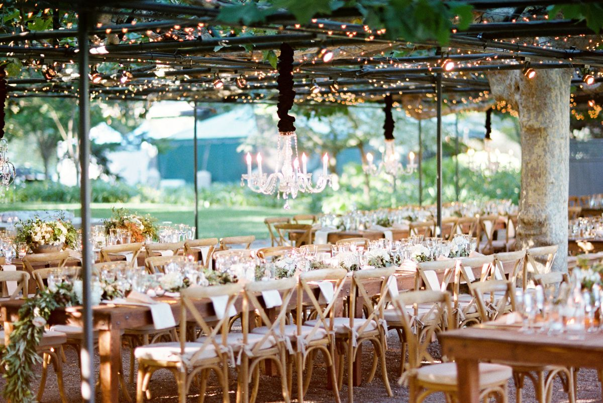 This is How to Throw an Enchanting Vineyard Wedding