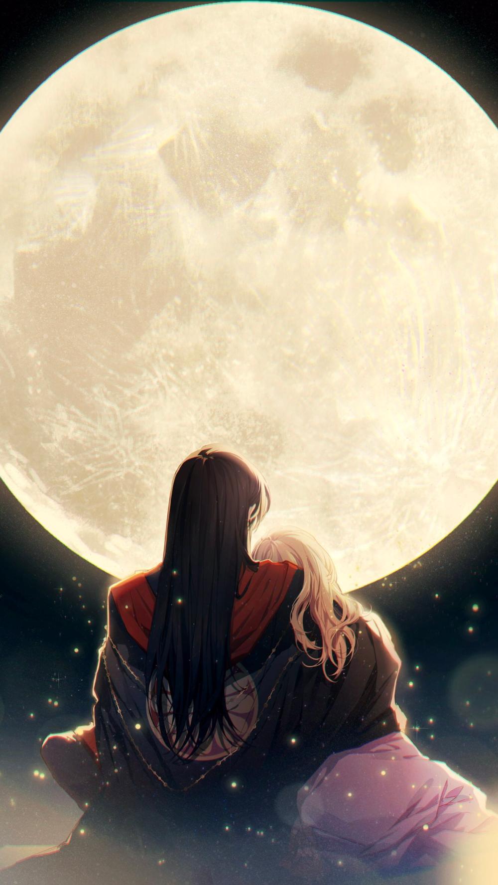 Xuan Qing On Twitter Gambar Anime Pemandangan Khayalan Ilustrasi