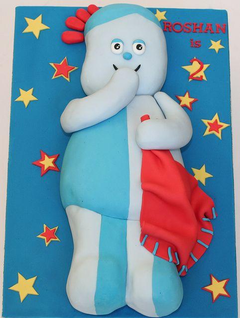 Iggle Piggle Cake Boy Birthday Cake Childrens Birthday Cakes Cake