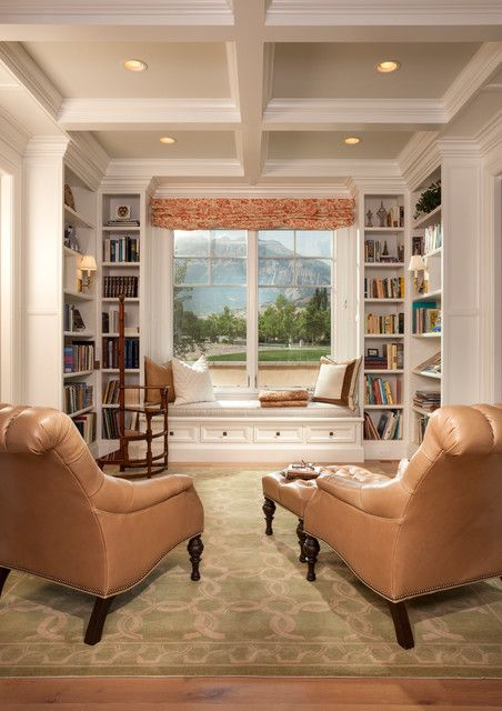 20 sophisticated reading room style tips for all book for Cozy reading room design ideas