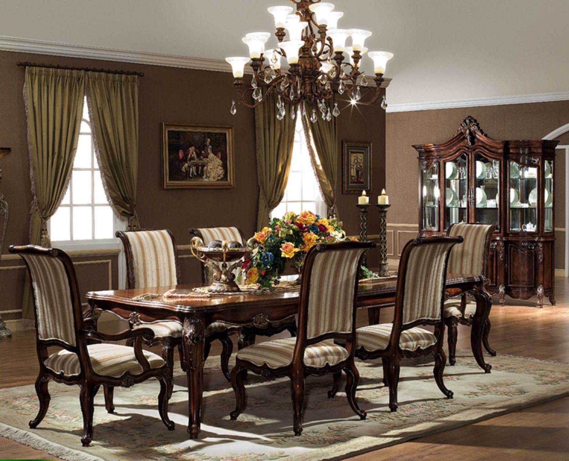 Dining room incredible dining room paint color ideas - Elegant formal living room furniture ...