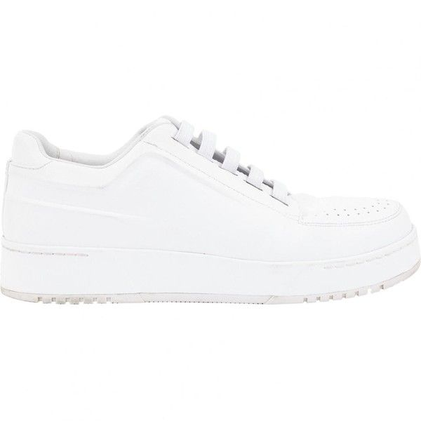 3.1 Phillip Lim Leather Low Trainers 7bL2lZSqzU