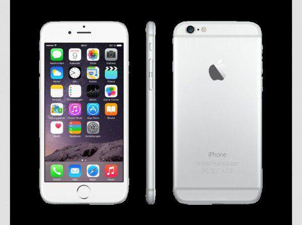 IPHONE 6 64 GB BLACK MARKET GARANSI SINGAPURA