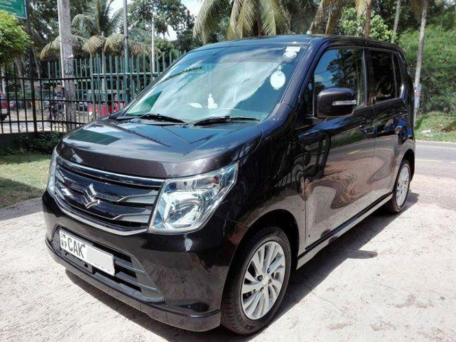 Car Suzuki Wagon R For Sale Sri Lanka Wagon R Manufacture 2015