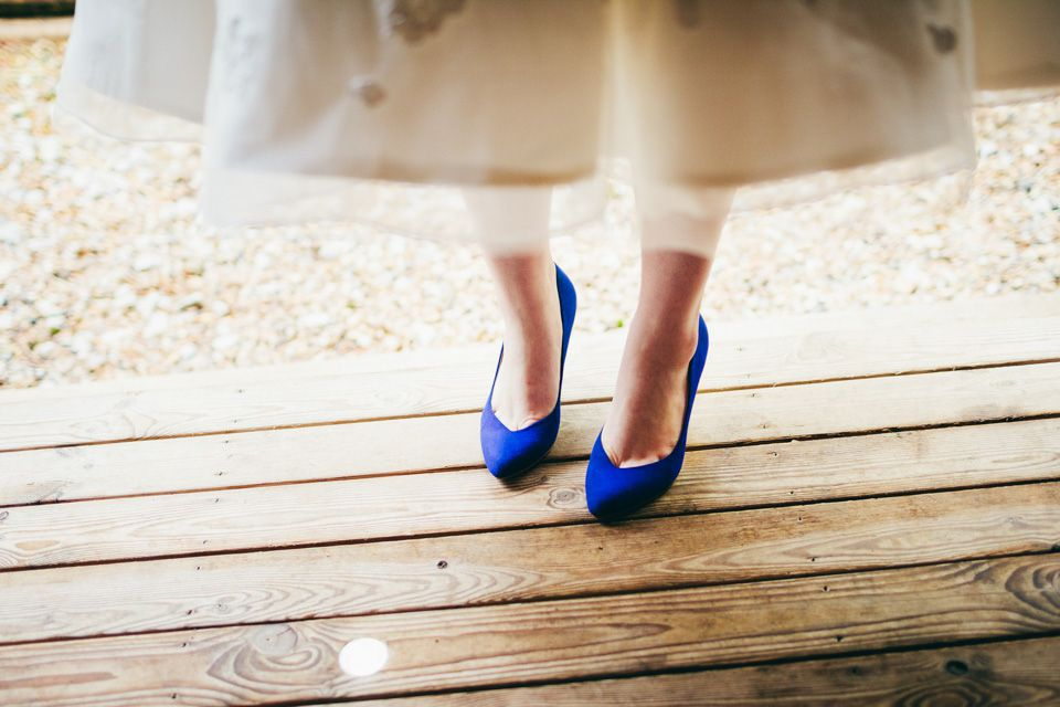 Electric blue court heels from Dune | Photography by http://www.photography34.co.uk/