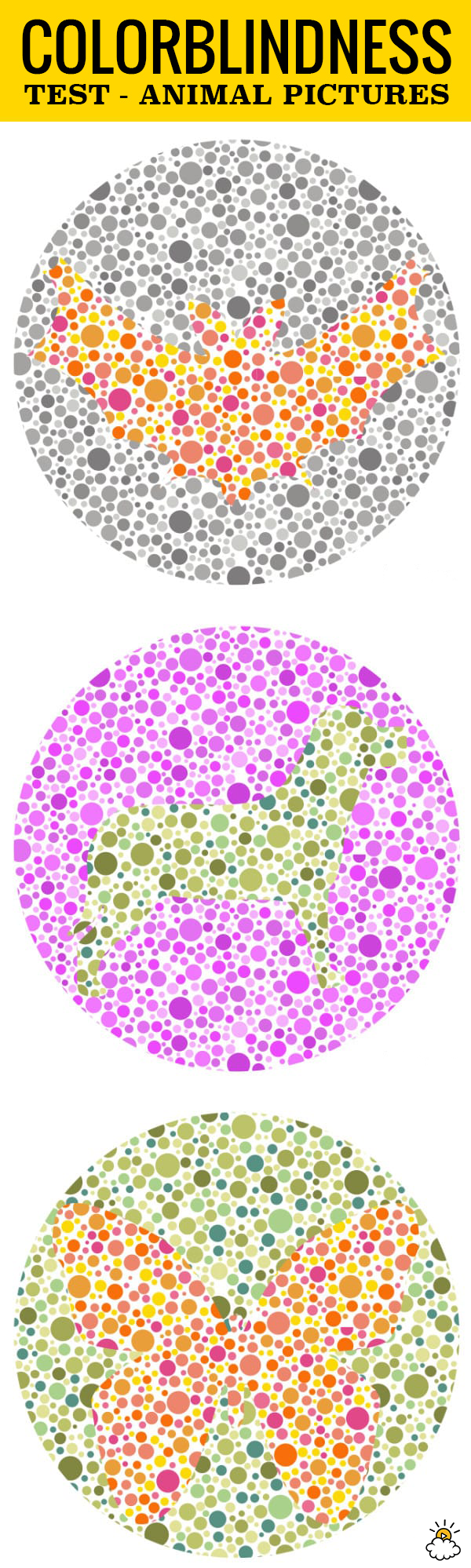 How Color Blind Are You? This Test Reveals The Truth! | Health and ...