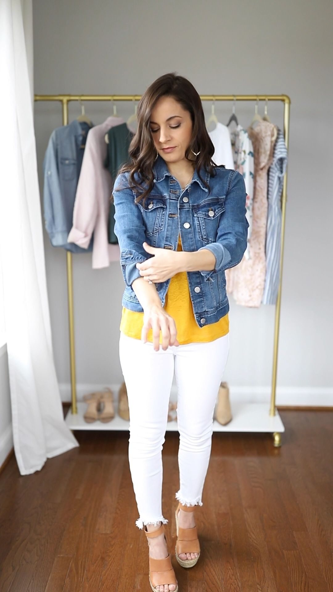 Photo of Six ways to wear white jeans