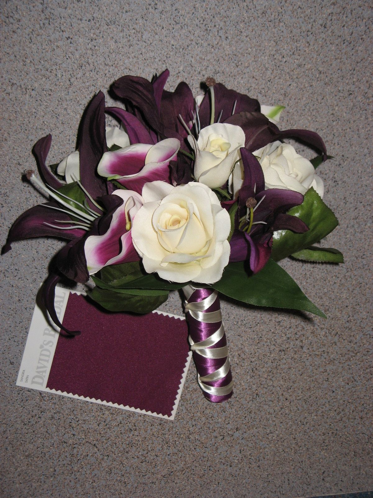 Silk Wedding Bouquets Bing Images Another Money Saving Idea To