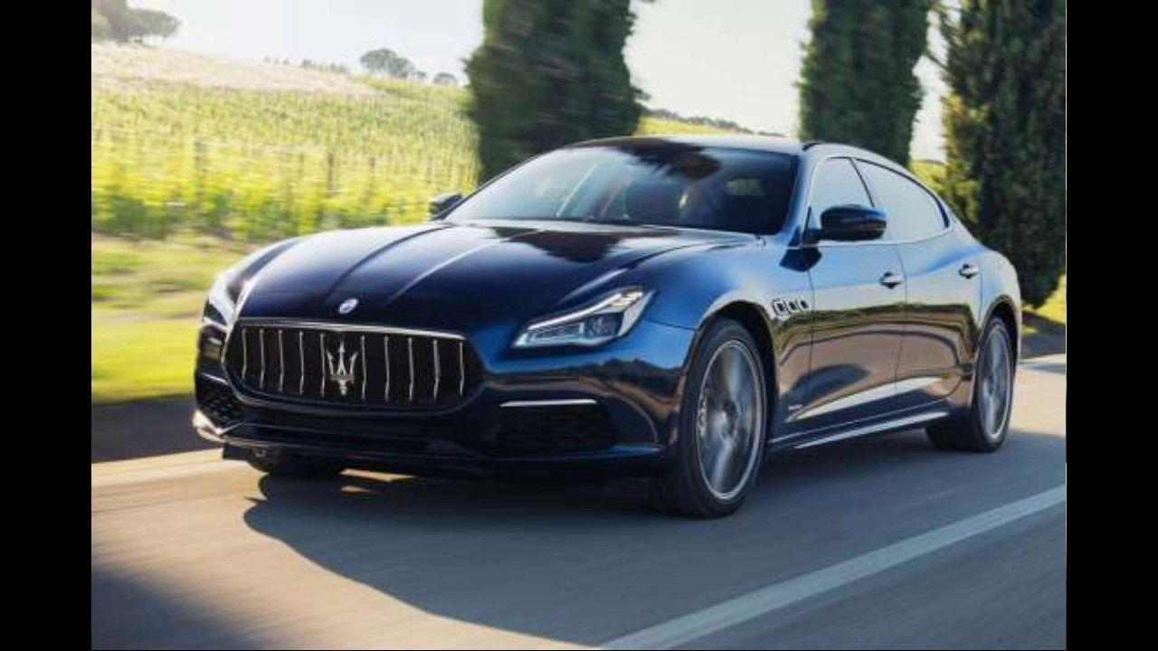 2019 Maserati Quattroporte new car review, all details ...