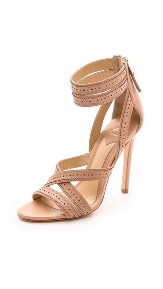 c6ed3399f B Brian Atwood Lucila Strappy Sandals Brian Atwood Shoes