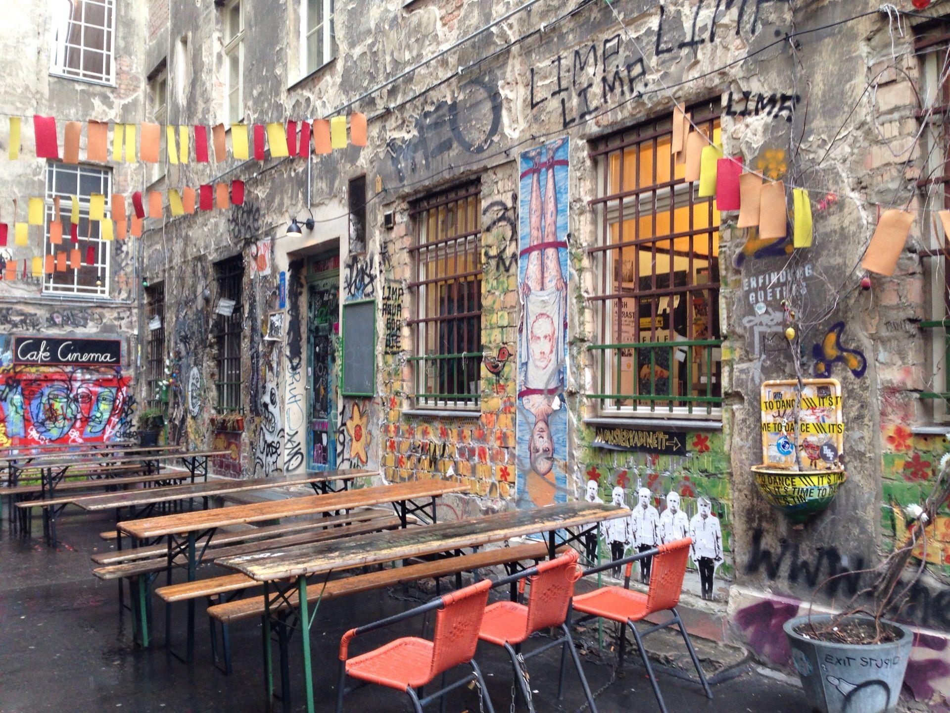 Haus Schwarzenberg Travel Tees Berlin Haus
