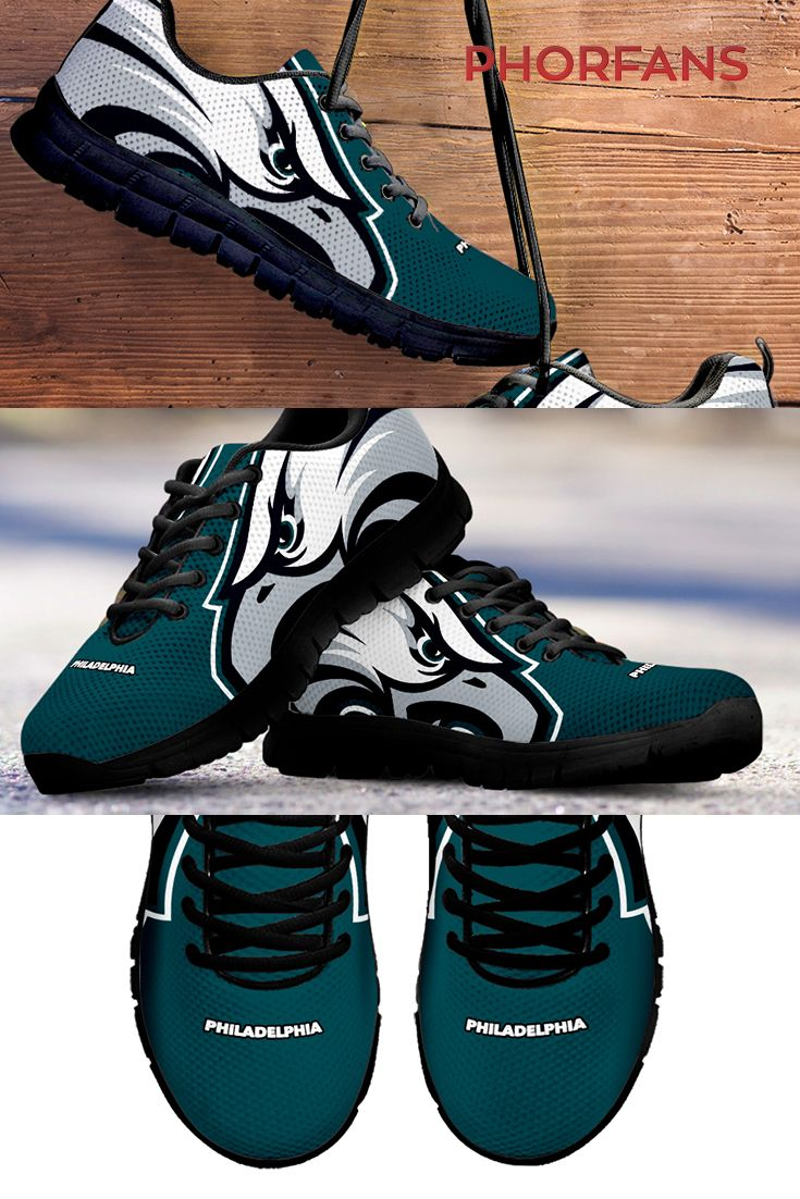 Philadelphia Eagle Shoes | Nike schuhe, Nike free und Schuhe