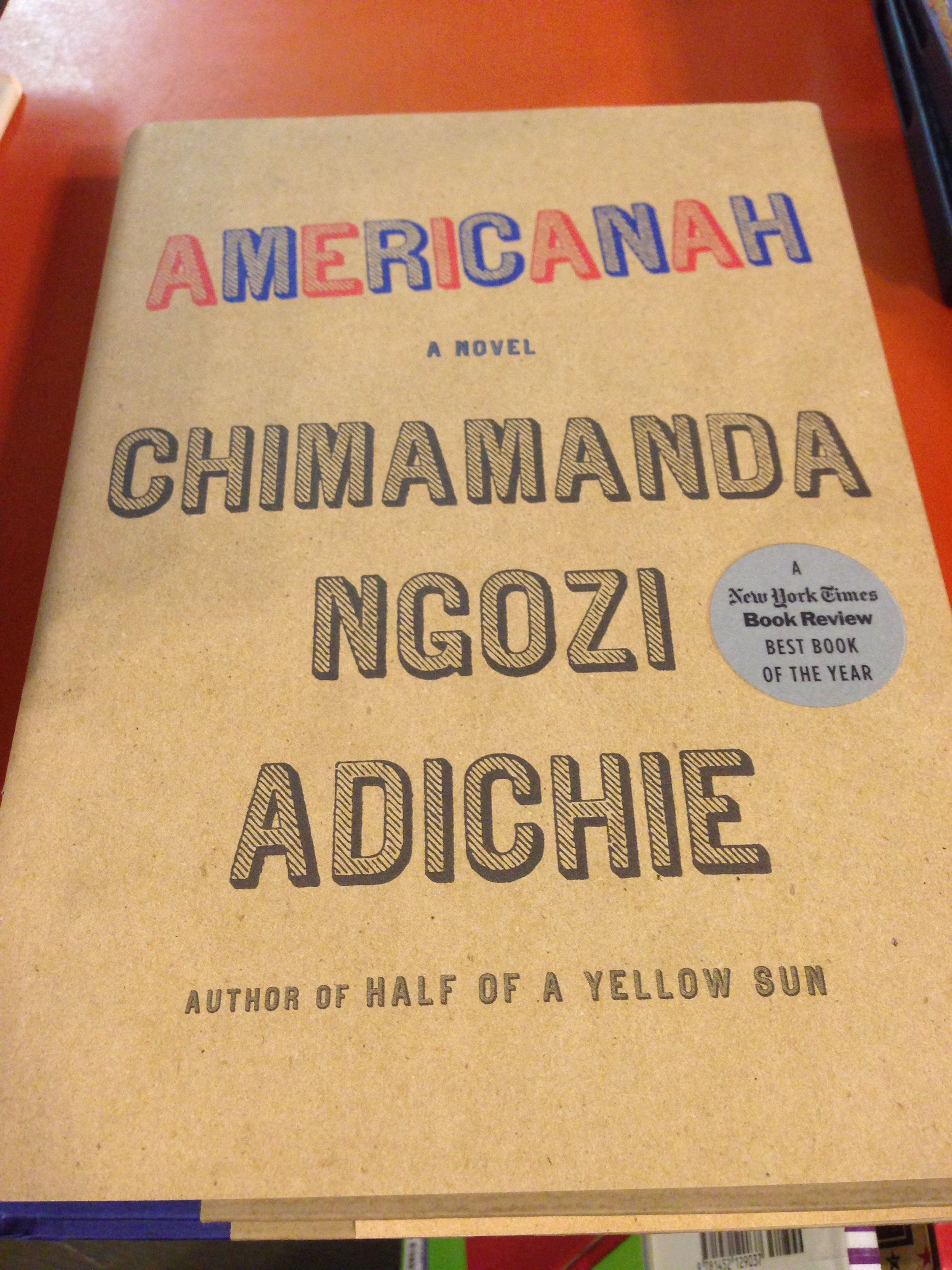 A great book written by one of the most renown African writer of our time, Chimanda Ngozi Adichie. Worthy your time and intellectual excitement.
