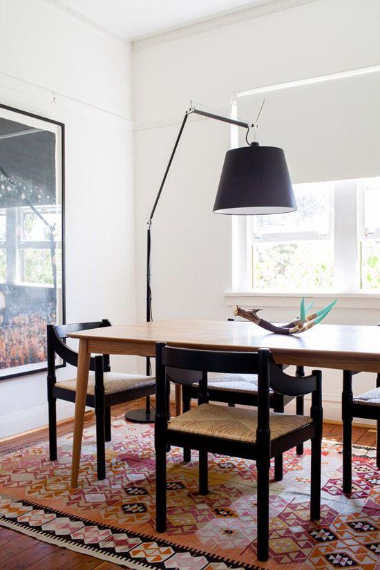 7 Creative Dining Room Lighting Ideas Dining Room Floor Lamp